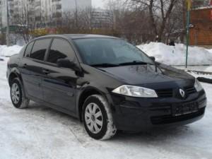 Меган Renault