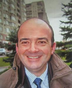 Бурно Анселен, генеральный директор Renault