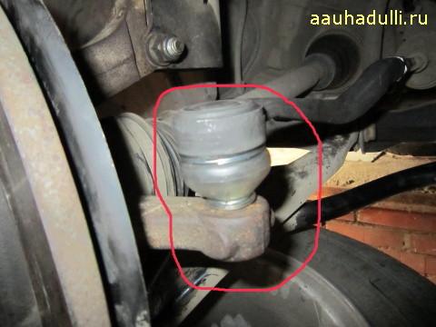 Пошаговая инструкция по замене наконечников рулевых тяг на Renault Logan