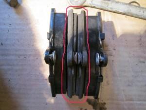 IMG 28941 300x225 Колодки тормозные передние   замена своими руками