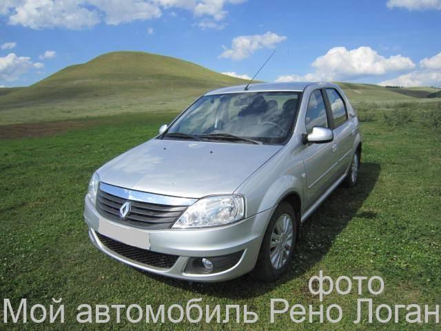 Renault Logan car aauhadullin.ru  640x480 Фотографии