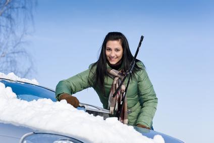 заводим машину зимой Как завести машину зимой