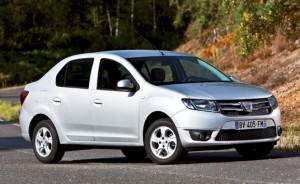 Новый Renault Logan седан