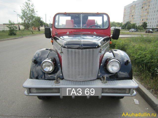 gas 69 car 640x480 Что я узнал про автомобиль газ 69 от владельцев раритета