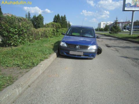 Фото 2 вырвало шаровой шарнир Renault Logan
