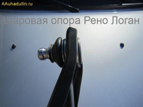 the ball joint Renault Logan e1509606413563 Почему вырвало шаровую опору на рычаге