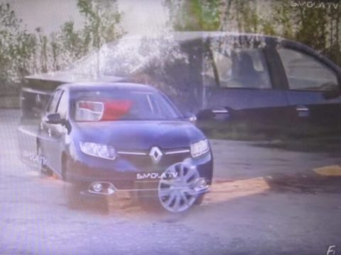 Тест-драйв Renault Logan видео