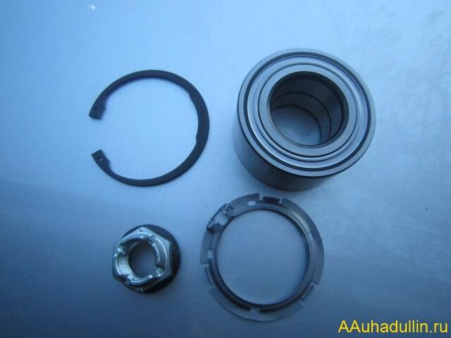 wheel bearing Renault Logan Ступичный подшипник с АБС и без него