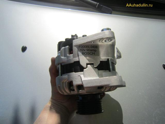 Renault logan generator repair e1575882004101 Генератор Рено Логан с двигателем 1.4 и 1.6 после 2010 года
